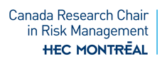 Canada Research Chair in Risk Management Logo